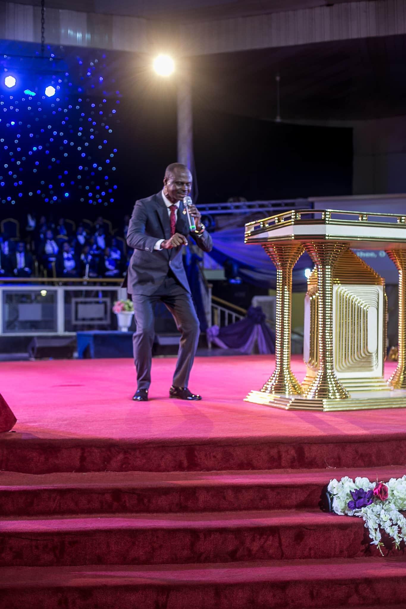 PARADIGM SHIFT with Rev Jerry Ibekwe