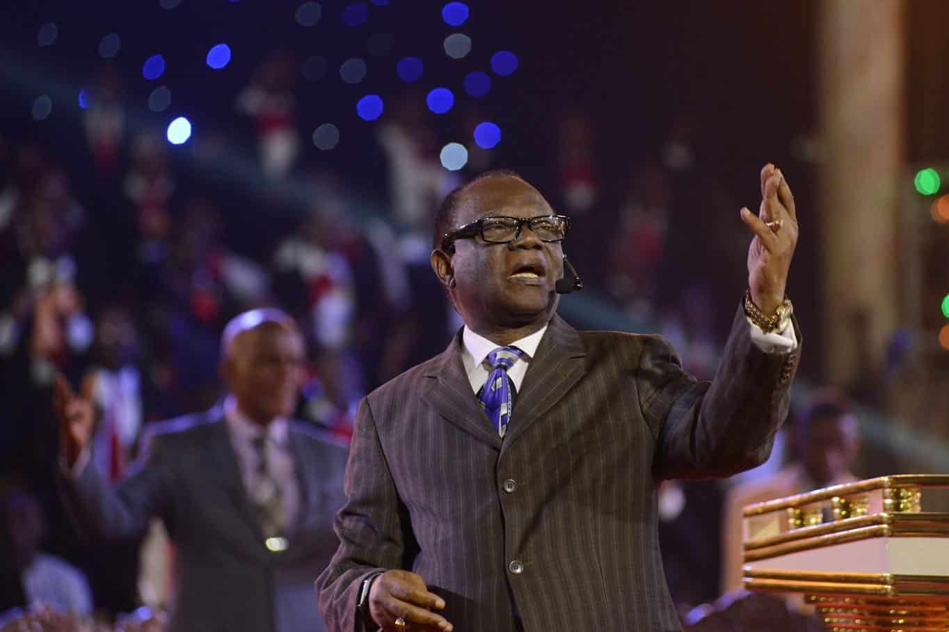 Rejoicing from the desert with v. felix omobude