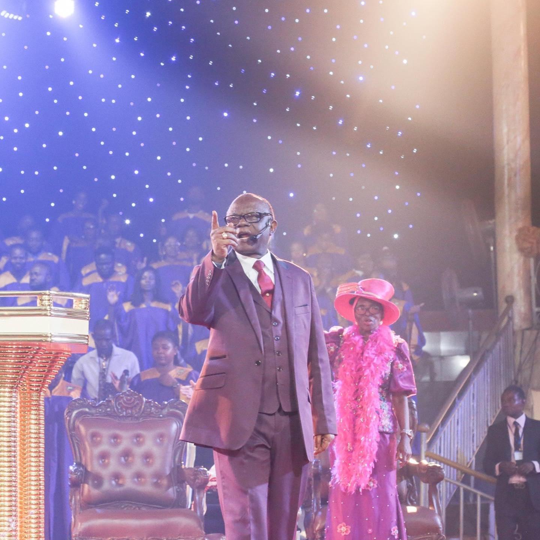 YESTERDAY, TODAY & TOMORROW with Rev.Felix Omobude