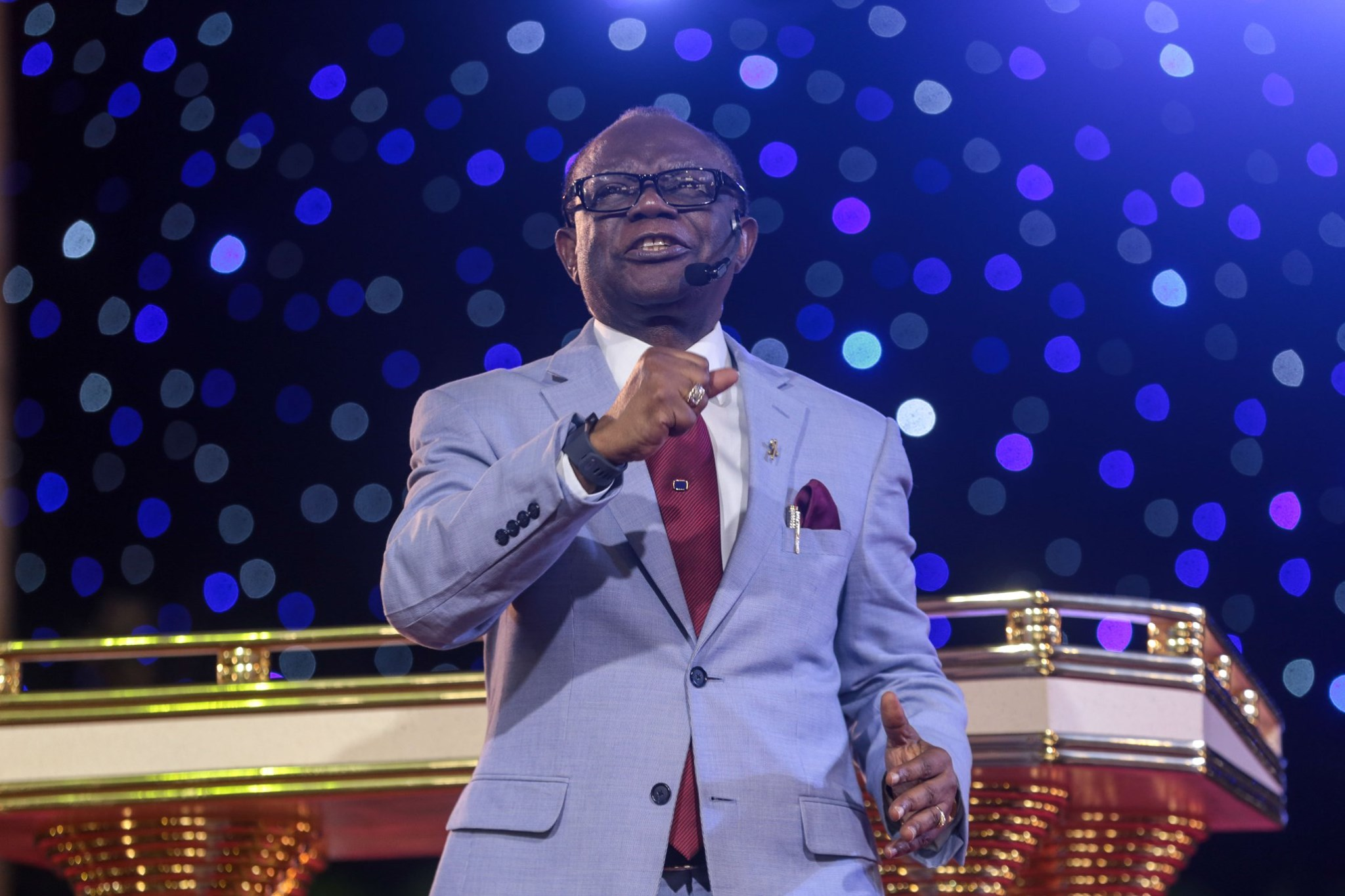 Rev. Felix Omobude - snare is broken