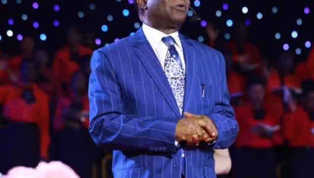 Rev. Dr. Felix I. Omobude